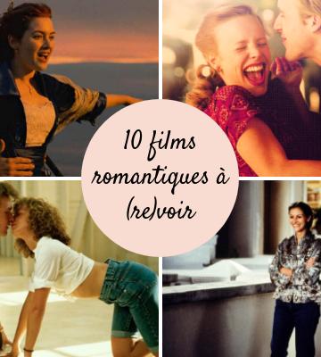 10 films romantiques à (re)voir
