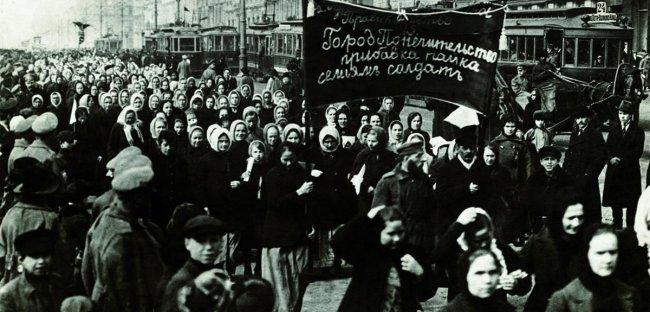 grève russie