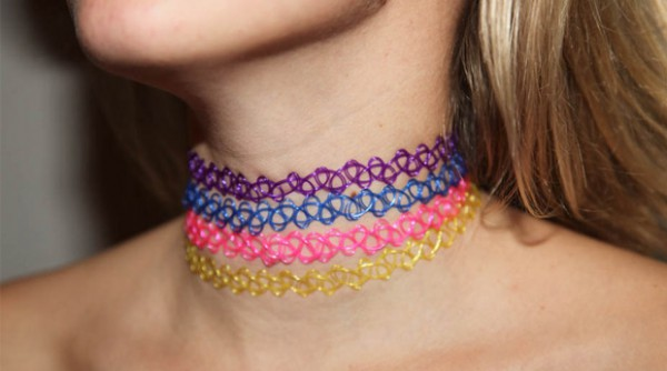 collier 90s