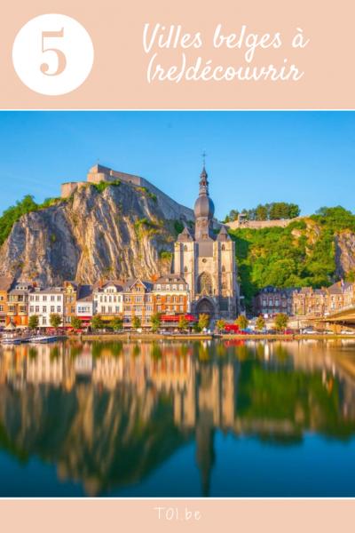 Villes belges