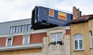 Train Hostel 2