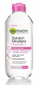 eau micellaire Garnier