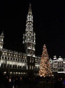 Bruxelles Noël