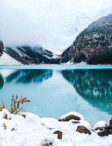 voyage hiver
