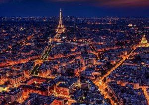 Paris nouvel an