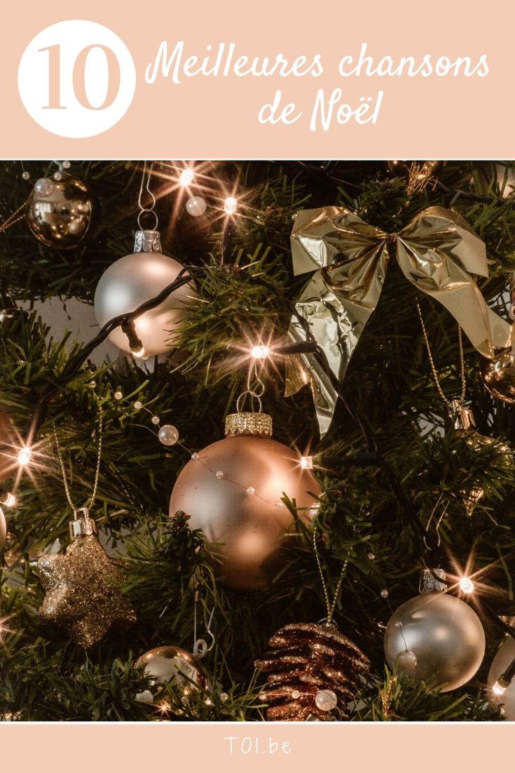 Les 10 meilleures chansons de Noël