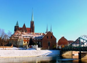Wroclaw hiver
