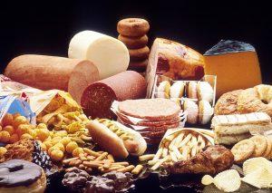 nourriture grasse