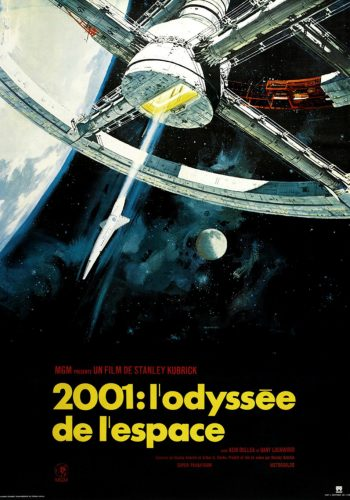 2001 L'Odyssée de l'epace