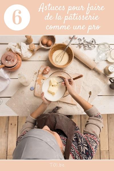 Astuces pâtisserie