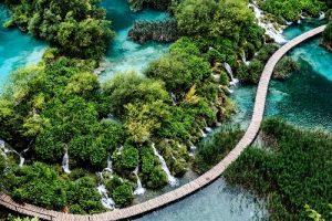 Lac Plitvice